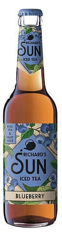 Richard`s Sun Iced Tea Blueberry