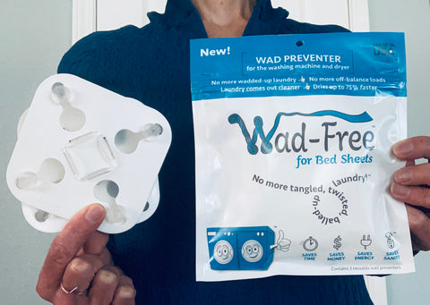 Wad-Free for Bed Sheets