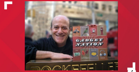 Gadget Nation author Steve Greenberg endored Wad-Free™ for Bed Sheets on Minneapolis NBC KARE11
