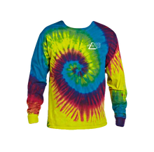 Load image into Gallery viewer, BADGE LOGO TIE DYE LONG SLEEVE