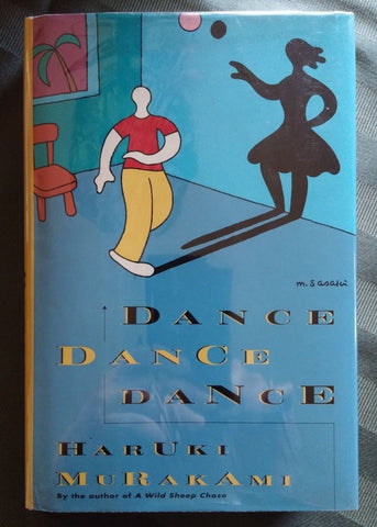 Dance, Dance, Dance by Haruki Murakami first edition signed by Murakami