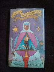 Alchemist by Paulo Coelho First printing Hardcover, Signed by Coelho on the title page