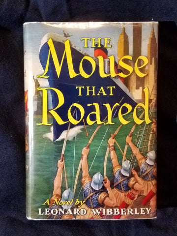 Mouse That Roared by Leonard Wibberley. first printing?