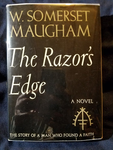 Razor's Edge by W Somerset Maugham first trade edition