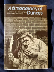 Confederacy of Dunces by John Kennedy Toole.  Second Printing
