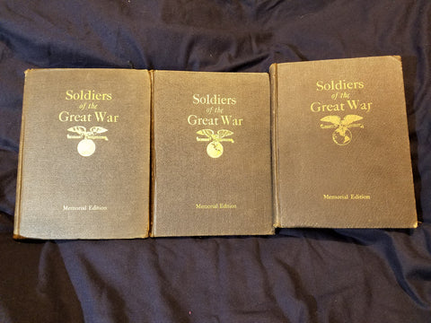 Soldiers of the Great War - Memorial Edition