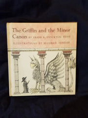 Griffin and the Minor Canon by Frank Stockton. With Illustrations by Maurice Sendak