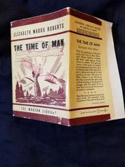 Time of Man by Elizabeth Madox Roberts. First Modern Library Edition
