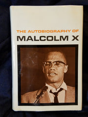 Autobiography of Malcolm X by Malcolm X with Alex Haley. .   First printing