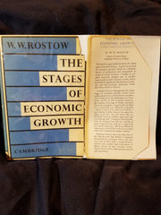 Stages Of Economic Growth  by W.W.Rostow.