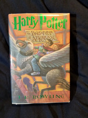 Harry Potter And The Prisoner Of Azkaban by J.K. Rowling. SIGNED BY ROWLING. FIRST PRINTING.