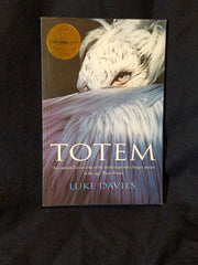 Totem by Luke Davies. INSCRIBED BY DAVIES