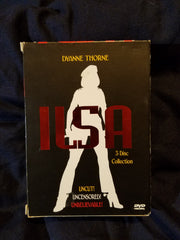 Ilsa Trilogy. DVD.  Dyanne Thorne.