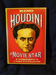 Houdini: The Movie Star DVD Box Set