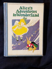Alice's Adventures in Wonderland (with 'Humpty-Dumpty from Through the Looking Glass') illustrated by John R. Neill.