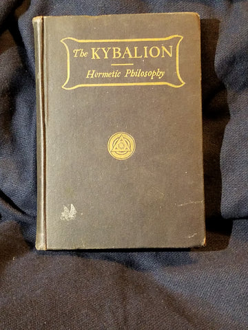 Kybalion by Three Initiates. 1908.