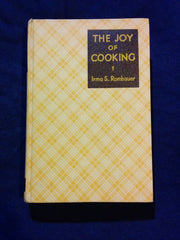 Joy of Cooking by  Irma S. Rombauer 1936 first printing