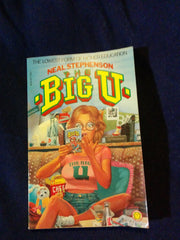 Big U by  Neal Stephenson. First Edition.
