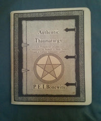 Authentic Thaumaturgy: A Professional Occultist on Improving the Realism of Magic Systems Used in Fantasy Simulation Games