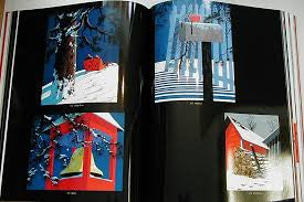 Complete Christmas Card Art of Eyvind Earle by Eyvind Eyvind – formerly Shakespeare and Company ...