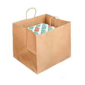 Paper bag for food delivery