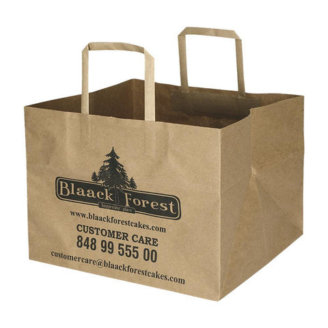 Black Forest - 1 KG Cake Box - yessirbags.in