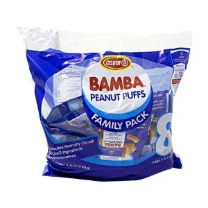 Bamba Multipack - 8 Pack