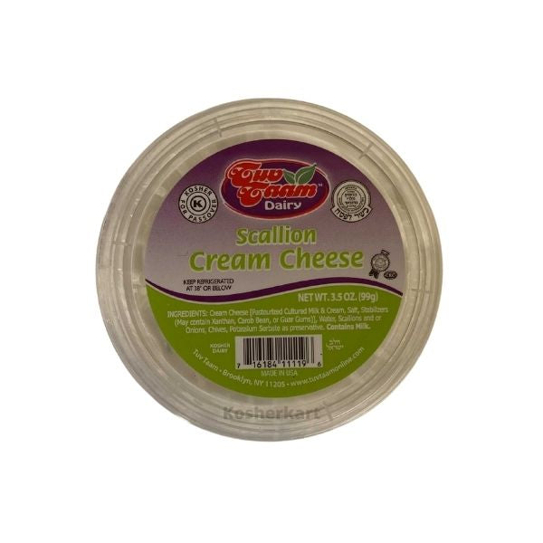 Tuv Taam Scallion Cream Cheese