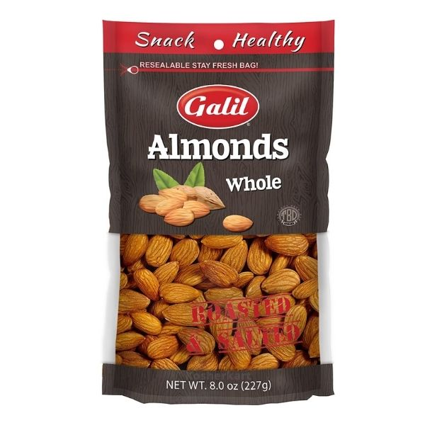 Galil Almond Roasted/Salted