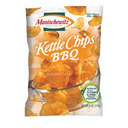 Manischewitz Barbeque Kettle Chips