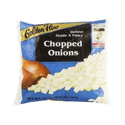 Golden Flow Chopped Raw Onion (frozen)