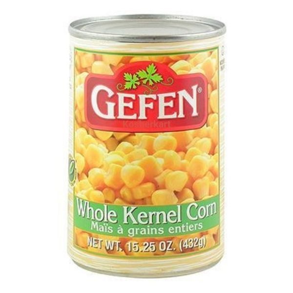 Gefen Whole Kernel Corn