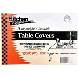 Kitchen Collection Plastic Table Cover 60