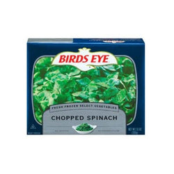 Birds Eye Chopped Spinach