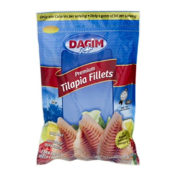 Dagim Tilapia Fillets