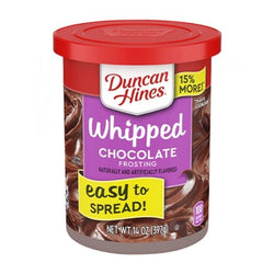 Duncan Hines Chocolate Frosting parve