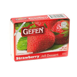 Gefen Strawberry Jello