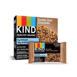 Kind Double Dark Chocolate Bar GF 5CT