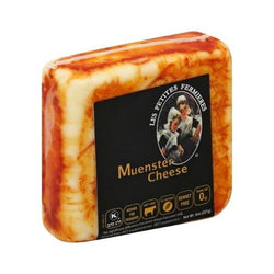 Les Petites Fermieres Yellow Muenster Cheese
