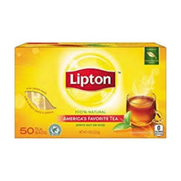 Lipton Tea Bags | Pantry Staples | Kosherkart