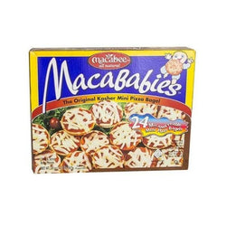 Macabee Mini Pizza Bagels