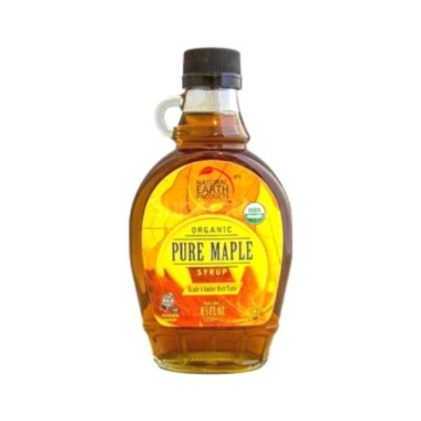 Natural Earth Organic Maple Syrup | Pantry Staples | Kosherkart