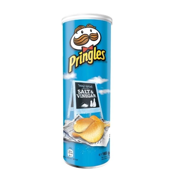 Pringles Salt & Vinegar | Chips & Snacks | Kosherkart