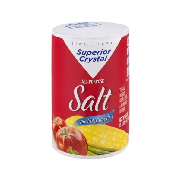 Superior Crystal Salt | Pantry Staples | Kosherkart