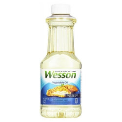 Wesson Vegetable Oil