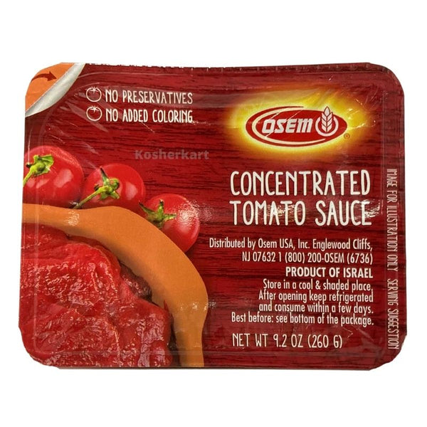 Osem Concentrated Tomato Sauce