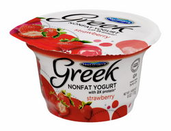 Norman's Nonfat Greek Yogurt Strawberry