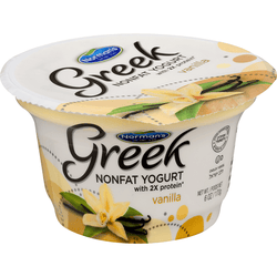 Norman's Nonfat Greek Yogurt Vanilla