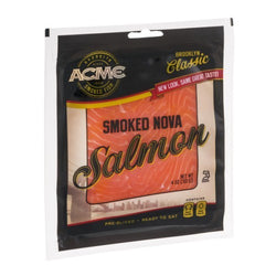 Acme Smoked Nova Salmon 4 oz