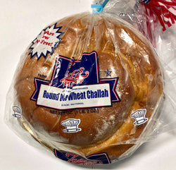 Zadies Whole Wheat Round Challah